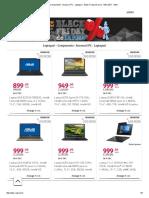 Laptopuri - Componente - Accesorii PC - Laptopuri - Black Friday de Iarna - Altex 2017 - Altex