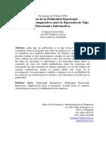 1. Eficacia de la publicidad emocional, un estudio comparativo entre la ejecución de tipo emocional e informativo.pdf