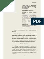Resolución del TEO- Caso Pinotepa.