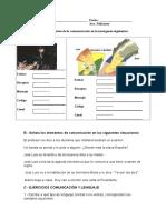 20121864 Describe Los Elementos de La Comunicacion en Las Imagenes Siguientes