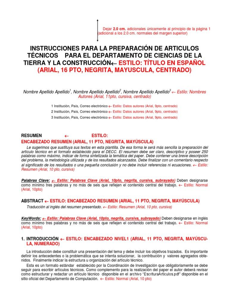 Formato Articulo Tecnico Ing-Civil