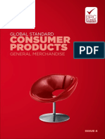 BRC Global Standard for Consumer Products General Merchandise Issue 4 UK Free PDF