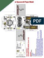 Astrosat Paper Model Template 27022016