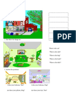 Test Paper Din House