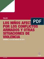 7 CICR (2011) Los Niños Afectados Por Los Conflictos Armados y Otras Situaciones de Violencia