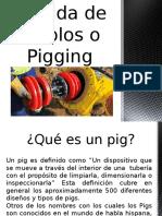 Corrida de Diablos o Pigging