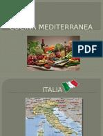 Cocina Mediterranea.