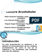 Caldera Acuotubular