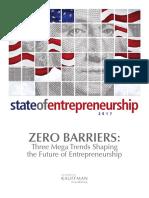 Zero Barriers