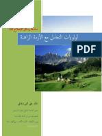 أولويات التعامل مع الأزمة الليبية الراهنة-PDF