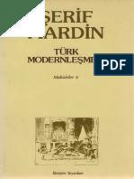 Serif Mardin Turk Modernlesmesi