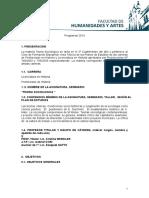 UNR Programa Teoría Sociológica 2014 (1)