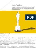 How to fix Hollywood's race problem | Film | The Guardian