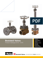 Parker Bestobell Valves Product Catalogue 2015 2016