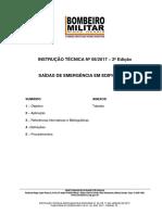 IT 08 - SAÍDAS DE EMERGÊNCIA EM EDIFICAÇÕES 2ed.pdf