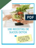 100 Sucos Detox