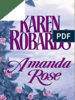 1000 - Amanda Rose - Karen Robards