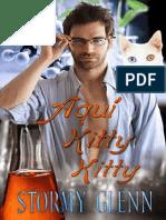 Stormy Glenn - Serie Magnetismo Animal 01 - Aquí Kitty Kitty