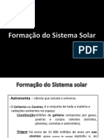 15 Formacao Sistema Solar