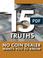 The 15 Truths No Coin Dealer Wants You to Know