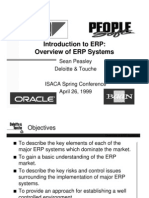 ERP Intro Overview