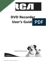 Rca Dvd Burner Manual