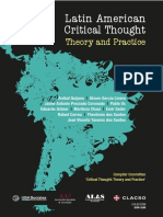 BIALAKOWSKY, Alberto (Org.). Latin American Critical Thought - Theory and Practice..pdf