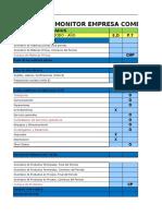 Ejemplo Monitor Empresa Comercial