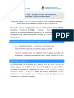 Manual Afip Paso a Paso Solicitud de Categorizacion y Beneficios 1