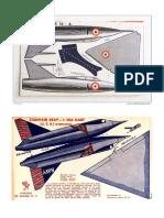 Vintage Paper Planes 02