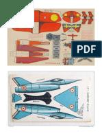 Vintage Paper Planes 04