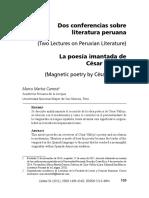 La Poesía Imantada de César Vallejo (Marco Martos Carrera)