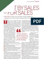 ISMM June 2010 Enabling Sales