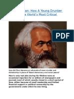 Marx the Man.docx