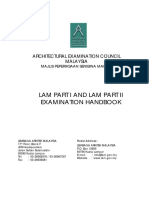 LAM Handbook i and II