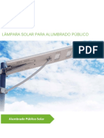 Catalogo Smart Solar Street Light