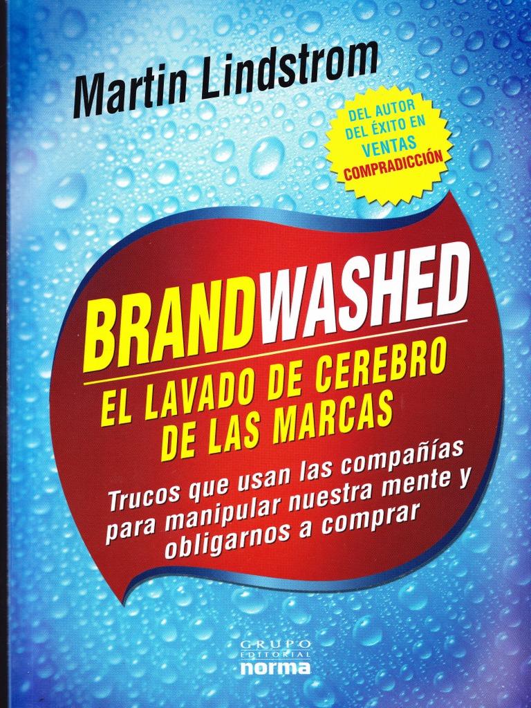 on sale 82bca 7244b Libro - El Lavado de Cerebro de Las Marcas