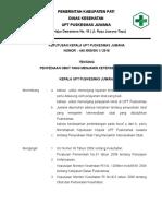 8.2.1.4.SK Tentang Penyediaan Obat Yang Menjamin Ketersediaan Obat - Copy - Copy.docx