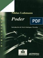 Niklas Luhmann - Poder.pdf