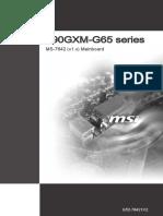 MSI 890-GXM