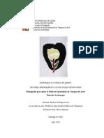 Arteterapia y Violencia de Genero