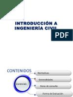 1.00 Introduccion a La Ingenieria Civil