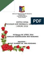 Kk Pelancaran Km1m Skar 2016