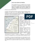 CONFLICTO DEL SÁHARA OCCIDENTAL&2016 (1)