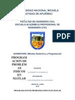 Examen Programacion Lineal