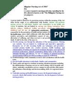 RA 9173 Nursing Act 2002.doc
