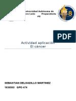 Aplicacion de Biologia Cancer