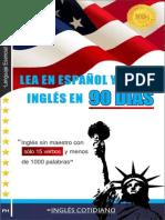 Lea en Espanol y Hable Ingles en 90 Dias - Francisco G. Hernandez M.