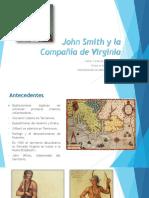 Unidad 1 John Smith y La Compañía de Virginia - Isabel Cadavid
