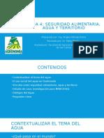 Presentación Seguridad Alimentaria, Agua y Territorio 7